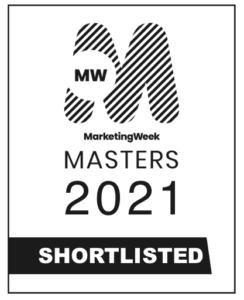 Marketing Week Masters 2021 Shortlisted
